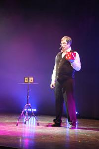 Magie Magicien Cabaret Scène