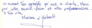 Avis positif Hervé Magicien